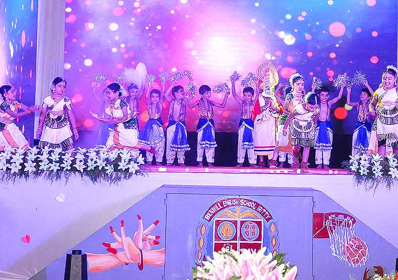 annual day 2020-benhill school