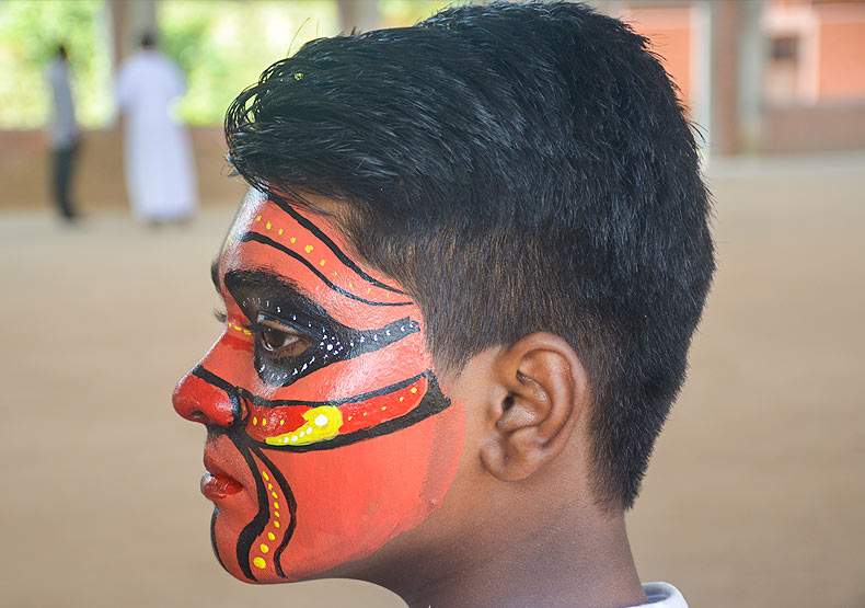 Face Art & Mehndi Competition