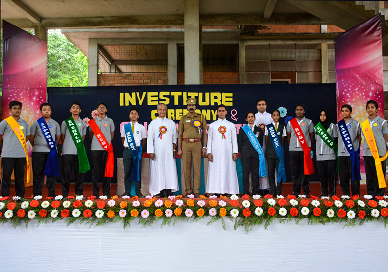 Benhill english school Investiture Ceremony & Club Inauguration